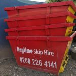 Skip Hire company near Westminster