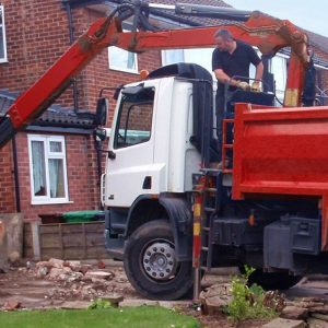 Tipper Hire London