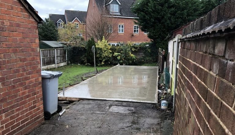 Garage Demolition Groundworks Surrey